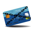 Chained credit card
