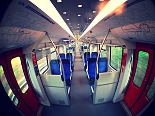 Lost in Train