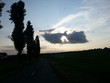 canvas print picture - Good cloud snapshot