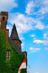 Turm der Reichsburg Cochem