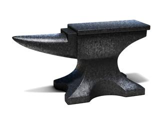 anvil 3d illustration