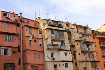 Vieux immeubles