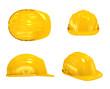 Construction Helmet various views - 72315343