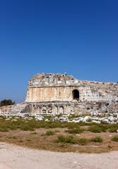 amphitheater in Miletus