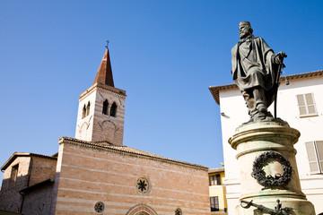 Garibaldi Square, Foligno