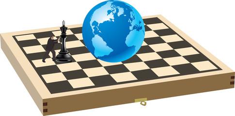 scacchiera internazionale