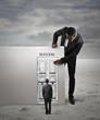 The door to success