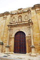 Iglesia de Santa María, portada la Consolada, Úbeda, España