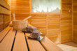 sauna odası