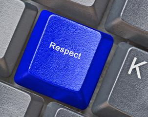 Hot key for respect