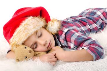 Kleiner Weihnachtsmann