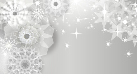 christmas background abstract