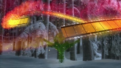 Merry Christmas 3D Animation