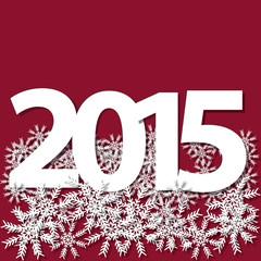 2015 flocons