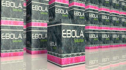 Ebola medicines