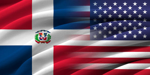 USA and Dominican Republic.