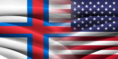 USA and Faroe Islands.