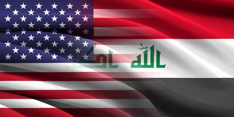 USA and Iraq.
