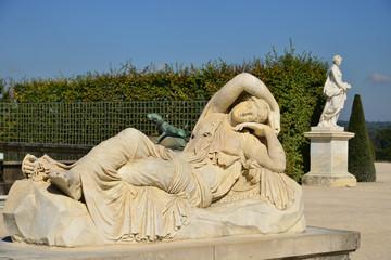 Versailles Palace in Ile de France