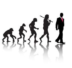 evolution   business