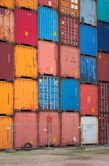 Container Lager-III-Hamburg