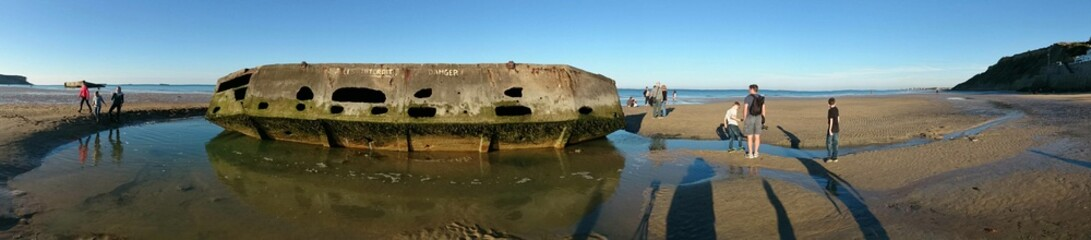 Panorama Arromanches