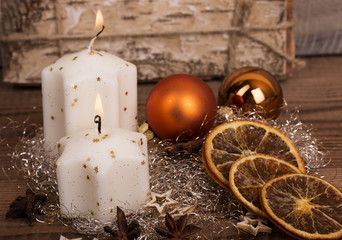 helle kerzen - zweiter advent