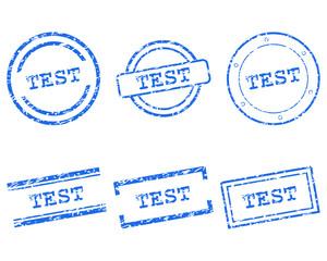 Test Stempel