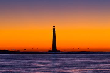 Morris Island Lighthouse 1
