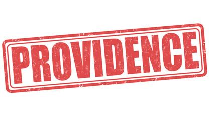 Providence stamp