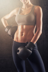 Strong is the new sexy concept