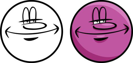 character face cartoon illustration