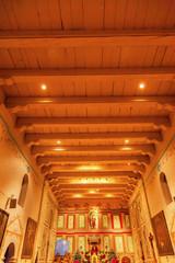 Old Mission Santa Ines Solvang California Basilica Altar