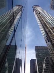 Manhattan skyline, NYC