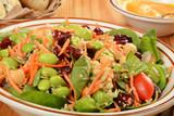 a super healthy salad