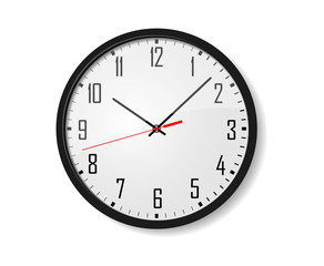 Vector Wall Clock