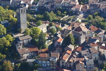 Village de l'Aveyron
