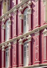 Wooden window, Heritage architecture details