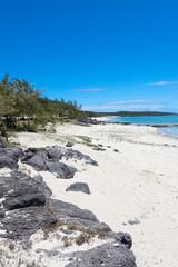 plage de l'anse Ally, île Rodrigues