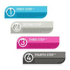 Text box, infographic element
