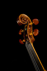 Violin nek