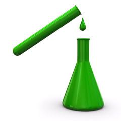 Green laboratory equipment