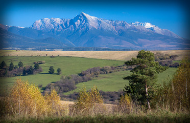 Hill Krivan, High Tatras - Slovakia