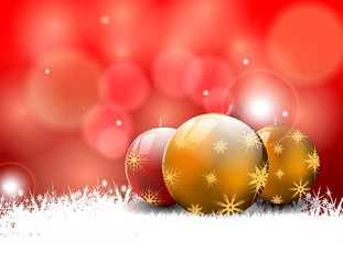 Christmas background for you design