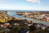 Whanganui lookout from tower