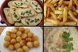 Pommes de terre : Vapeur  Frites  Noisette  Purée