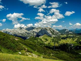 High mountains Austria