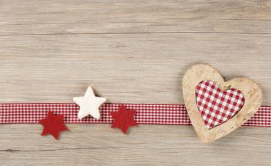 Herzen Weihnachten