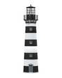 Lighthouse Isolated - 72351357