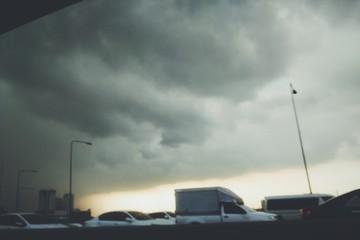 escape the big storm